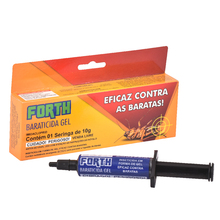 Baraticida Gel Seringa 10g Forth