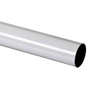 Barra Aco Carbono Branco D28 1,5m Couselo