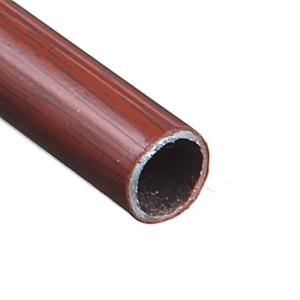 Barra Aço Revestido Mogno 13 mm 2 m