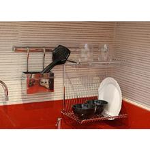 Barra de Parede Aço 25cm Top Pratic Brinox