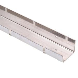 Barra para Churrasqueira Aço Inox 1 barra 100cm Metalúrgica Mahler