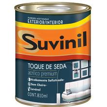 Base A2 Tinta Acrílica Acetinado Premium Toque de Seda 0,81L Suvinil