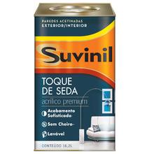 Base A2 Tinta Acrílica Acetinado Premium Toque de Seda 16,2L Suvinil