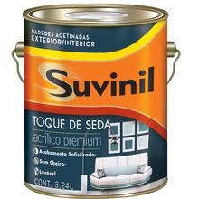Base A2 Tinta Acrílica Acetinado Premium Toque de Seda 3,24L Suvinil