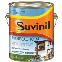 Base A Tinta Acrilica Premium Fosco Proteção Total 3,2L Suvinil