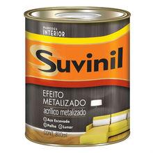 Base Acrílica Efeito Metalizado 810ml Suvinil