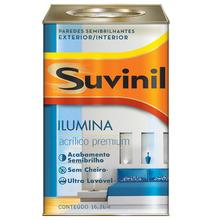 Base B2 Acrílica Semibrilho Ilumina Premium 16L Suvinil
