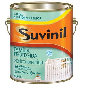 BASE B ACRIL FO ANTIBAC SUVINIL 3,24L
