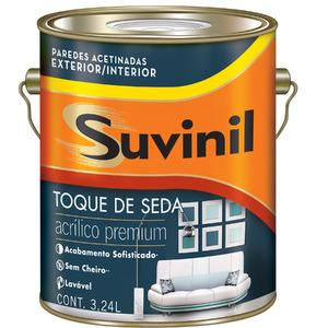 BASE B TOQUE DE SEDA SUVINIL 3,24L