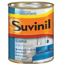 Base C2 Acrílica Semibrilho Ilumina Premium 0,8L Suvinil