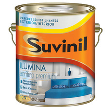 Base C2 Acrílica Semibrilho Ilumina Premium 3,2L Suvinil