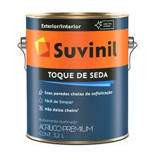 Base C2 Tinta Acrílica Acetinado Premium Toque de Seda 3,24L Suvinil