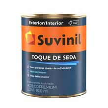 Base C2 Tinta Acrílica Acetinado Premium Toque de Seda 800ml Suvinil