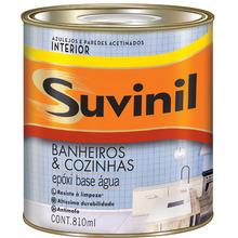 Base C2 Tinta Epóxi Acetinado Premium Banheiros & Cozinhas 0,81L Suvinil
