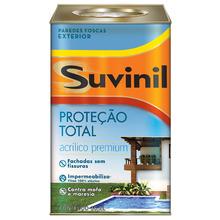 Base C Tinta Acrilica Premium Fosco Proteção Total 16,2L Suvinil
