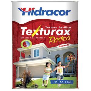 Base HS Textura Texturax Rústica 28Kg Hidracor