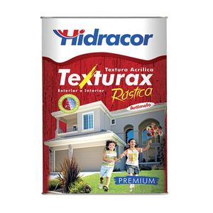 Base HS Textura Texturax Rústica 5,6kg Hidracor