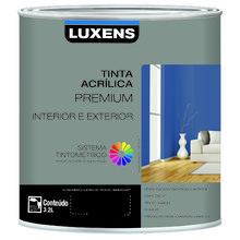 Base M Acrílica Acetinada Premium 3,2L Luxens