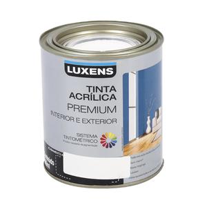 Base M Acrílica Fosca Premium 0,8L Luxens