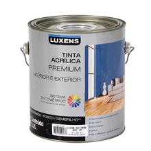 Base P Acrílica Fosca Premium 3,2L Luxens