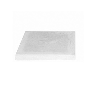 Base para Ombrelone Lateral Concreto 45x45 Branco Outdoor