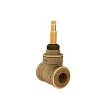 """Base para Registro de Gaveta para PVC 25mm ou 3/4"""" Deca"""