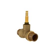 """Base para Registro de Pressão para PVC 25mm ou 3/4"""" Deca"""