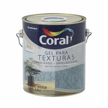 Base PM Gel Para Texturas Envelhecedor 3,24L Coral