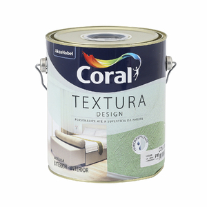 Base PM Textura Design 3,24L Coral
