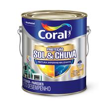 Base Premium Impermeabilizante Sol & Chuva 3,2L Coral