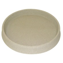 Base Resina Redondo 30cm Cimento Japi