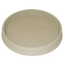 Base Resina Redondo 35cm Cimento Japi