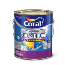 Base T Acrílico Fosco Total S&C Premium 3,2L Coral