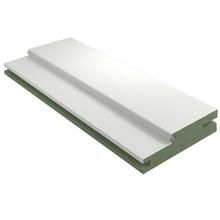 BATENTE MELANIC BRANCO 10 à 16,5x3,0cm