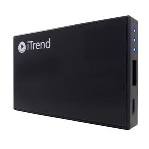 Bateria Externa Portátil 3300mAh BTC-3KB iTrend