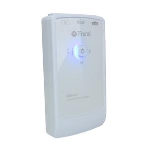 Bateria Externa Portátil 5000mAh BTU-S3W iTrend