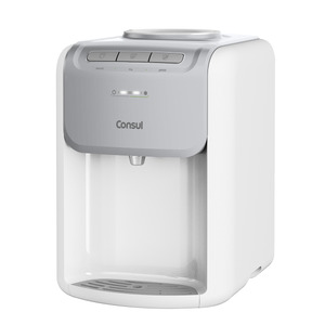 Bebedouro com Refrigeração Branco 250V (220V) Compressor Consul