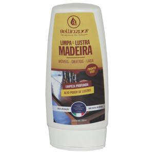 Limpa e Lustra Madeira 190ml Bellinzoni