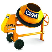 Betoneira 400 Litros com Motor à Gasolina CSM