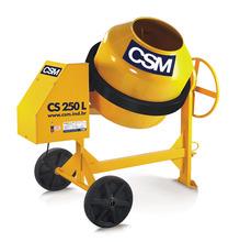 Betoneira CS 250 Litros 110/220V com Motor CSM