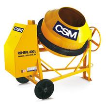 Betoneira Rental 400 Litros 110V c/Motor CSM
