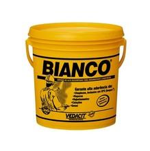 Bianco Líquido Branco Composição Básica Copolímero Compatível Cimento NBR 11905 Adesivo para Argamassa Chapisco Fornecimento Balde 3,6kg