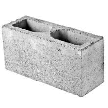 Bloco de Concreto Estrutural 14x19x39cm Blocos Cabral