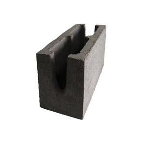 Bloco de Concreto Estrutural Canaleta 14x19x39cm Multibloco