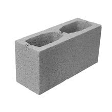 Bloco de Concreto Estrutural Vazado 19x14x39cm Blojaf