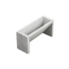 Bloco de Concreto para Jardim Vertical SM-01 39x19x14cm Ecobloco