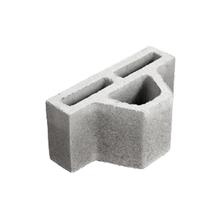 Bloco de Concreto para Jardim Vertical SM-02 39x19x14cm Ecobloco