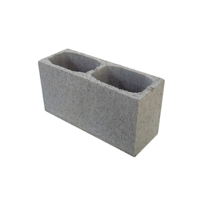 Bloco de Concreto Vazado Vedação - Bloco Inteiro 14x19x39cm - Classe D - JCRB Blocos