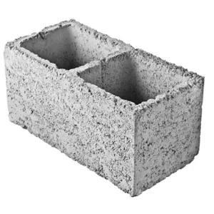 Bloco de Concreto Vedação 14x19x39cm Ramos