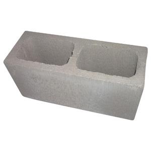 Bloco de Concreto Vedação 14X19X39cm Spar